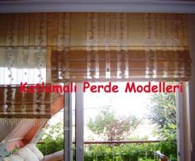 Katlamalı Perde Modelleri ( Video )