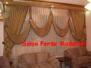 Salon Perde Modelleri ( Video )