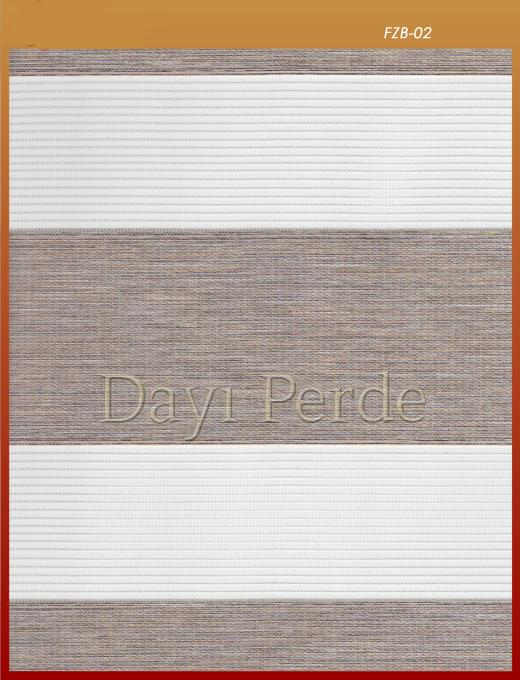 Zebra Perde Fzb - 02