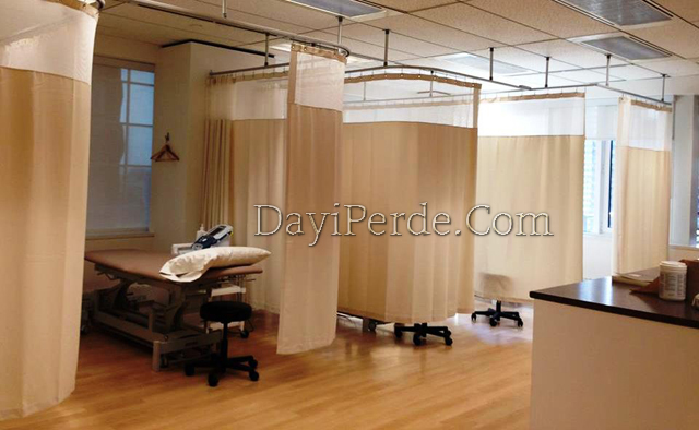 Hastane Yanmaz Perde